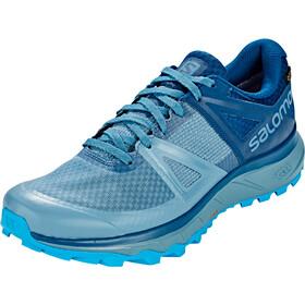 Salomon Trailster GTX Buty do biegania Mężczyźni niebieski